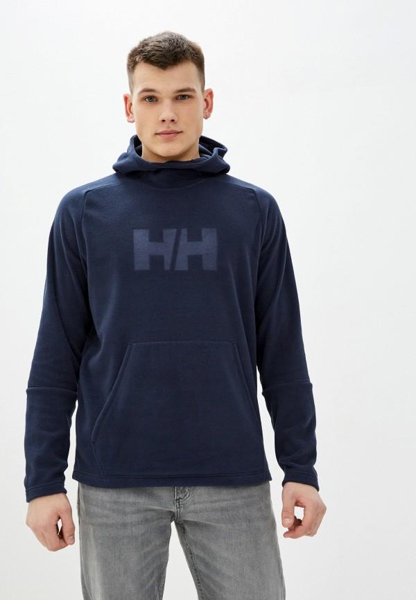 мужские худи helly hansen, синие