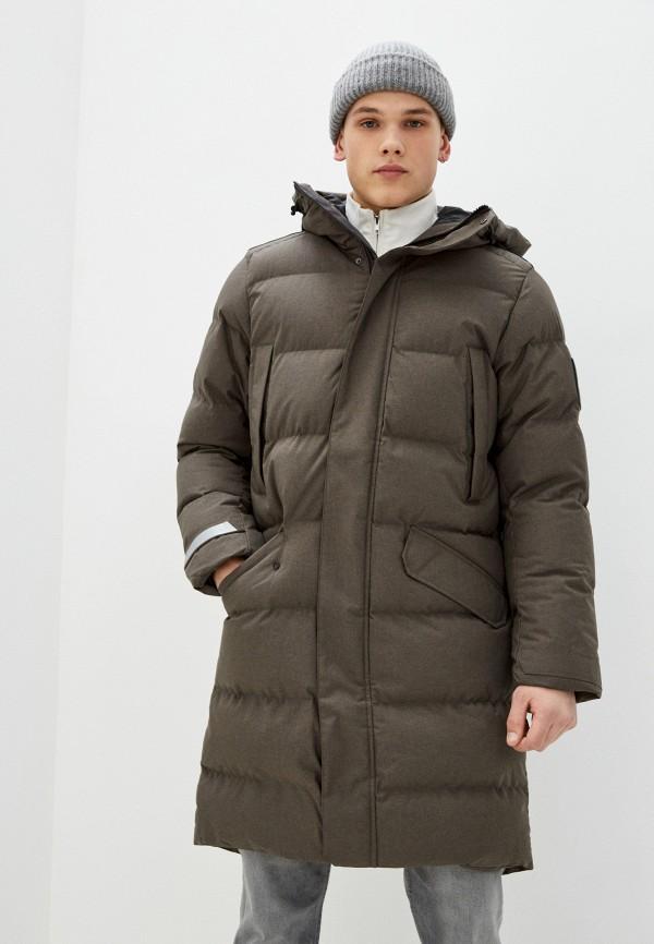мужская куртка helly hansen, зеленая