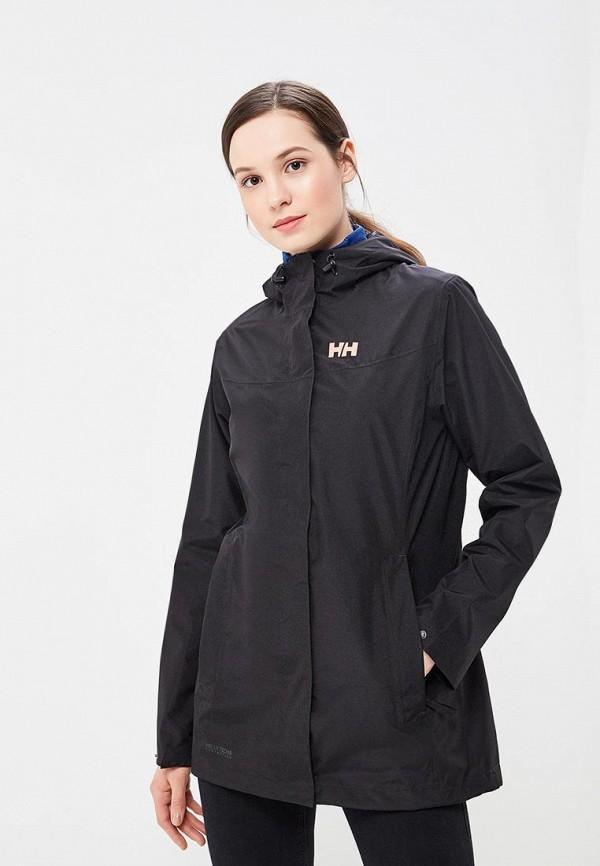Купить Куртку Helly Hansen черного цвета