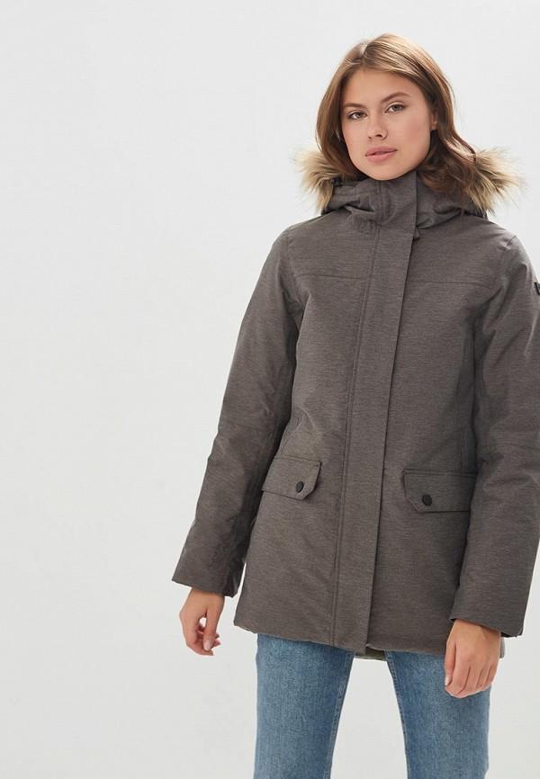 женская куртка helly hansen, хаки