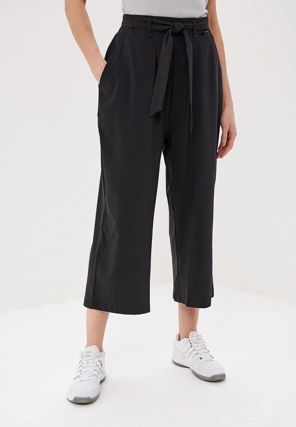 женские спортивные брюки helly hansen, черные
