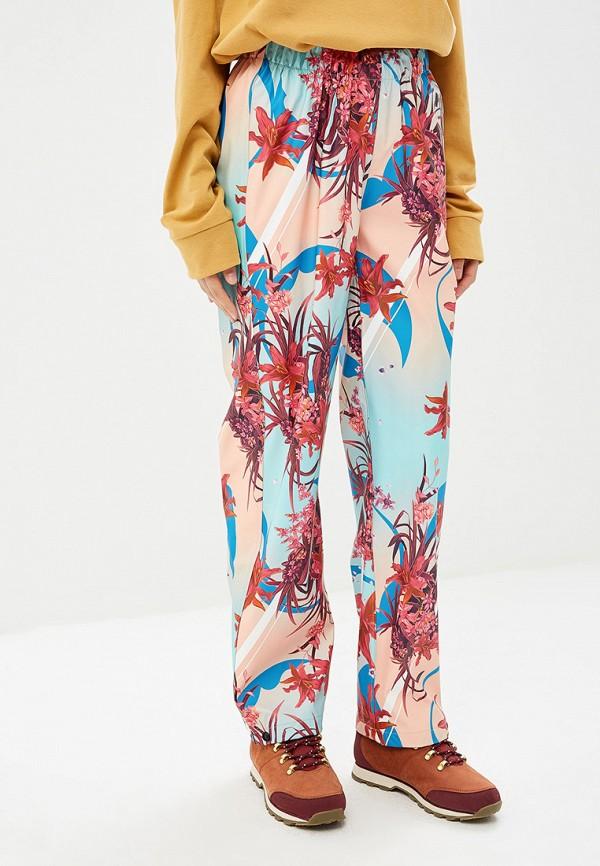 женские спортивные спортивные брюки helly hansen, разноцветные