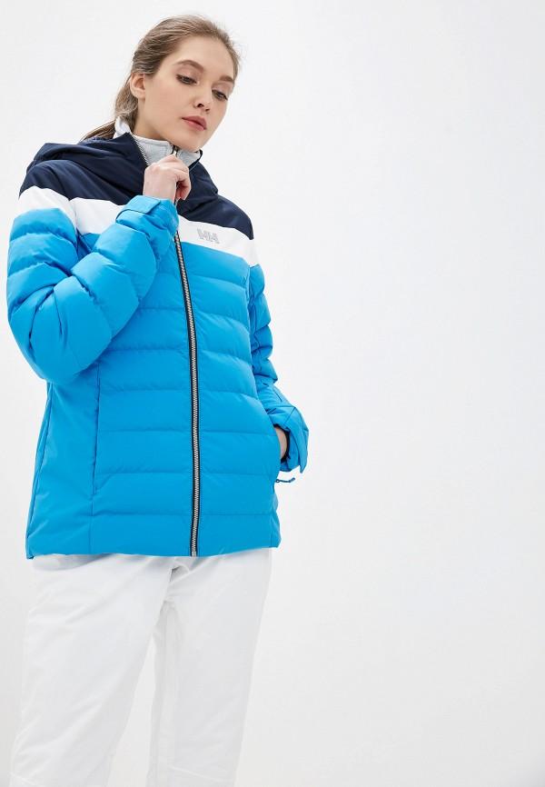 Куртка горнолыжная Helly Hansen Helly Hansen HE012EWFQZT1 рубашка мужская helly hansen fjord qd ss shirt цвет светло голубой 34048 509 размер m 48