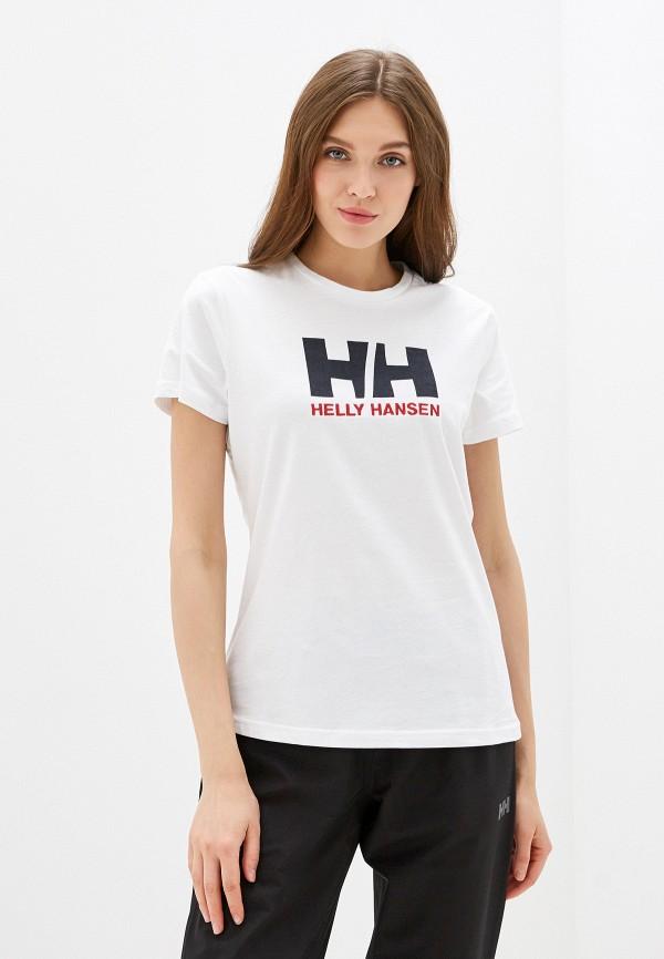 цена Футболка Helly Hansen Helly Hansen HE012EWFQZW6 онлайн в 2017 году