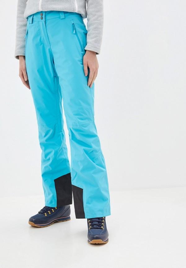 женские брюки helly hansen, голубые