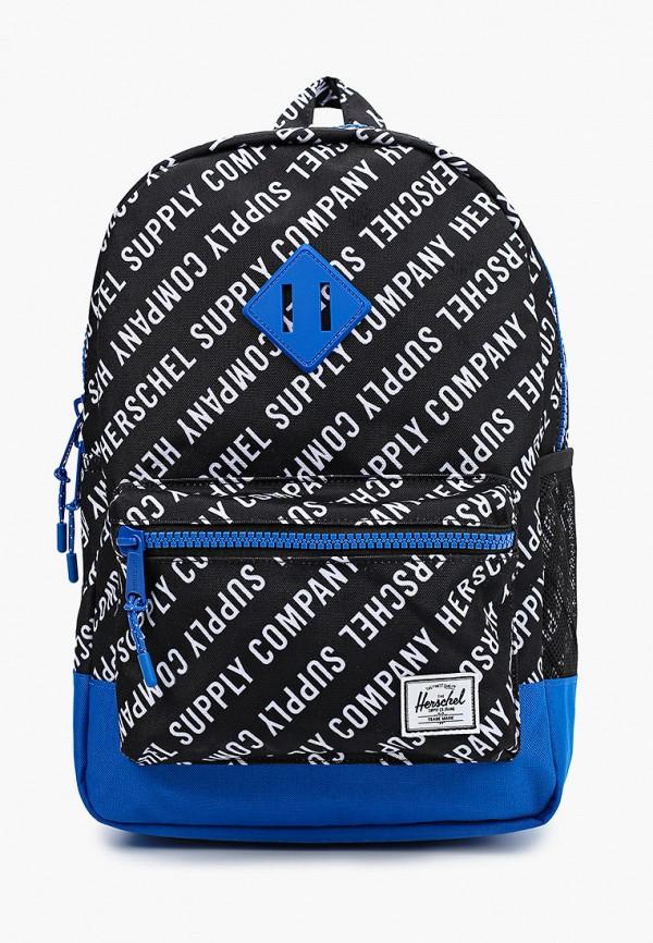 рюкзак herschel supply co для мальчика, черный