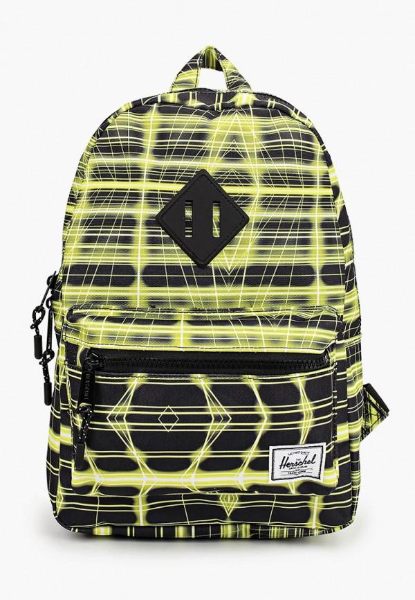 рюкзак herschel supply co для мальчика, желтый
