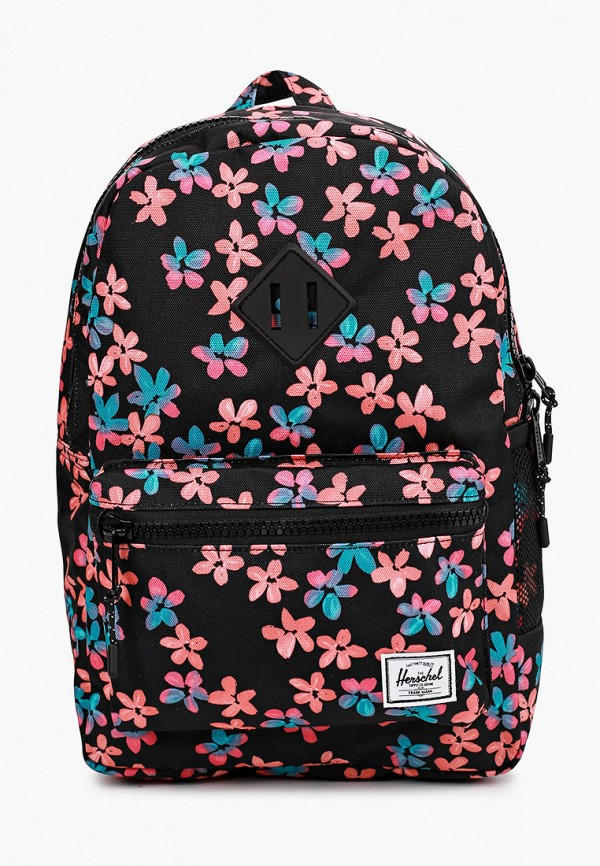 рюкзак herschel supply co для девочки, черный