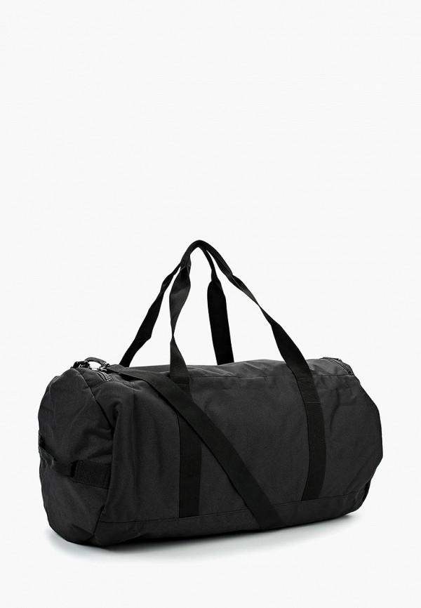 Фото 2 - Сумку спортивная Herschel Supply Co черного цвета