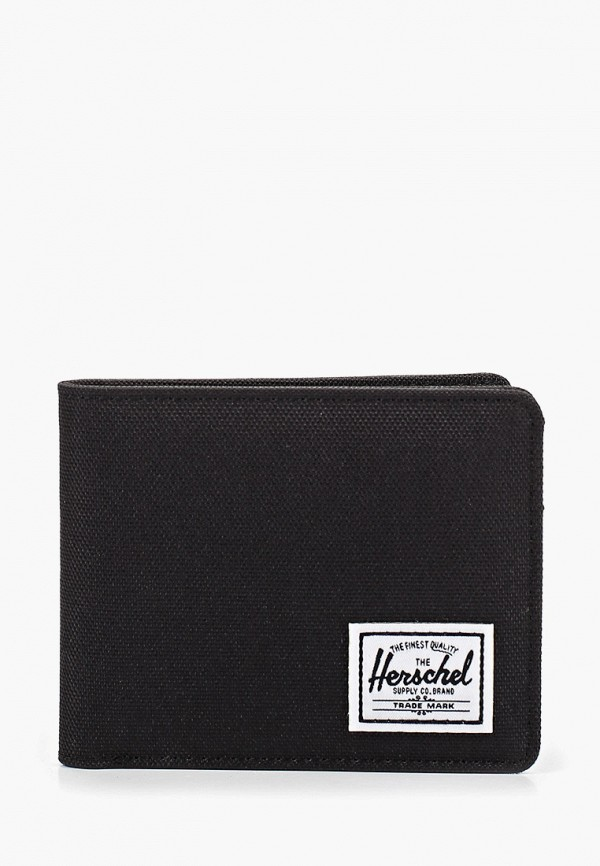женский кошелёк herschel supply co, черный