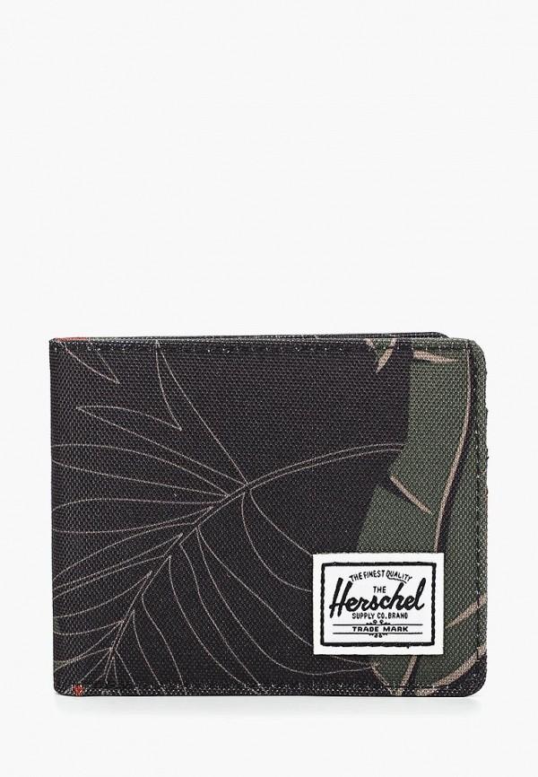 женский кошелёк herschel supply co, хаки