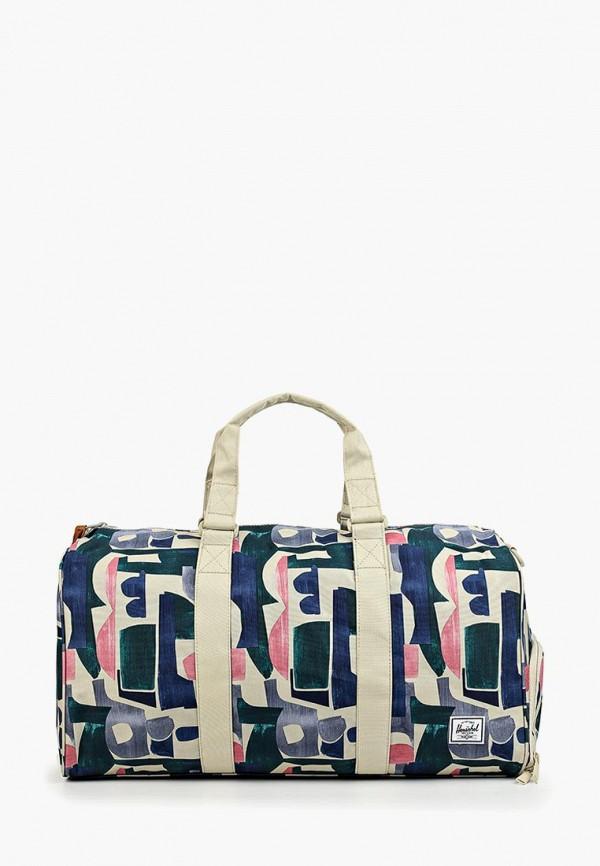 женская сумка herschel supply co, разноцветная
