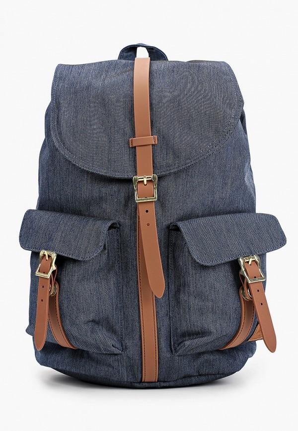 женский рюкзак herschel supply co, синий