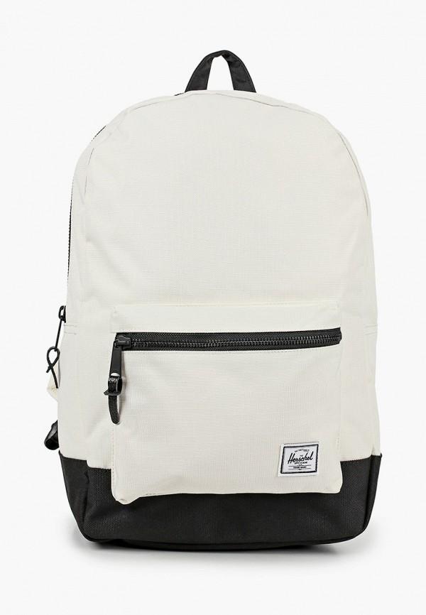 женский рюкзак herschel supply co, белый