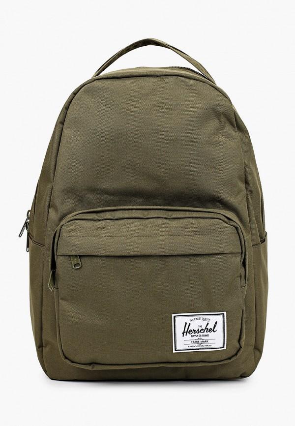 женский рюкзак herschel supply co, хаки