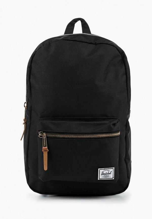 мужской рюкзак herschel supply co, черный