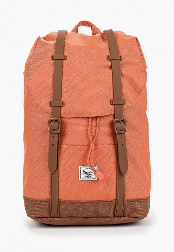 Фото - Рюкзак Herschel Supply Co Herschel Supply Co HE013BWFHRS4 сумка herschel supply co herschel supply co he013bubkqg4