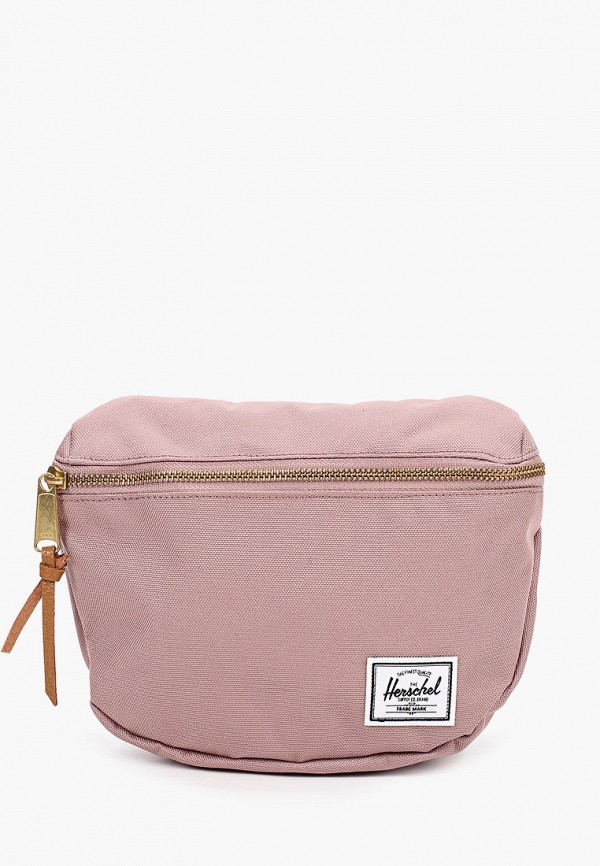 женская поясные сумка herschel supply co, розовая