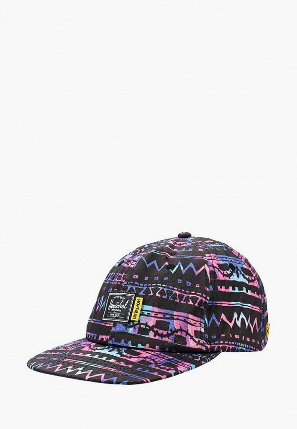Купить Бейсболка Herschel Supply Co разноцветного цвета