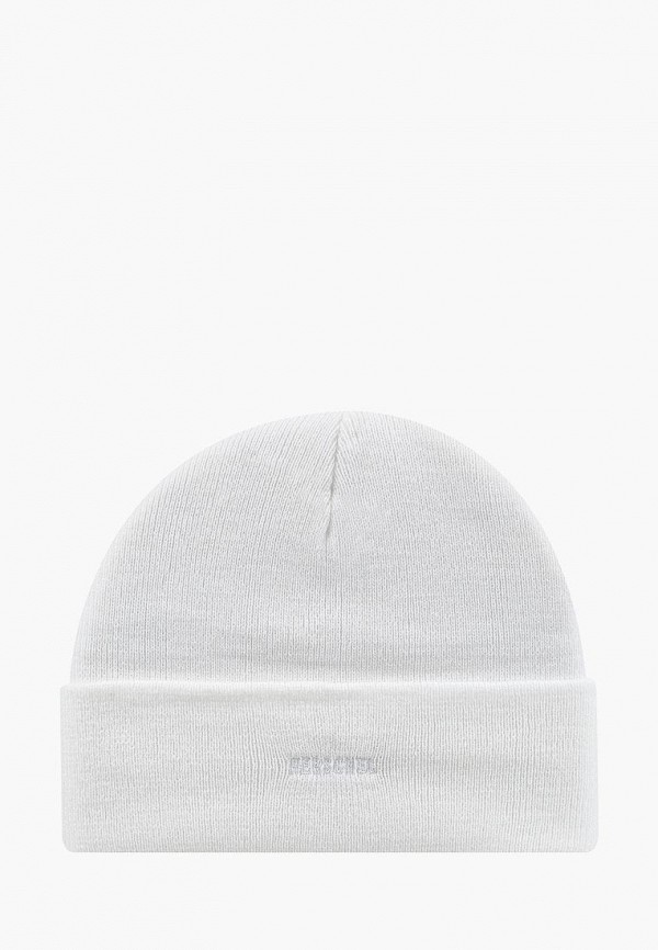 женская шапка herschel supply co, белая