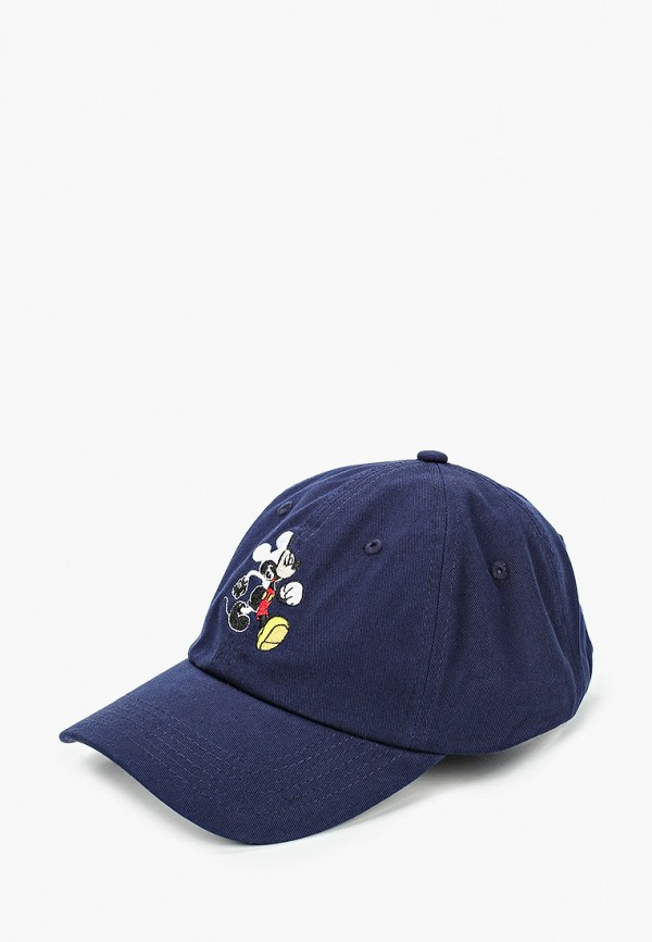 женская бейсболка herschel supply co, синяя