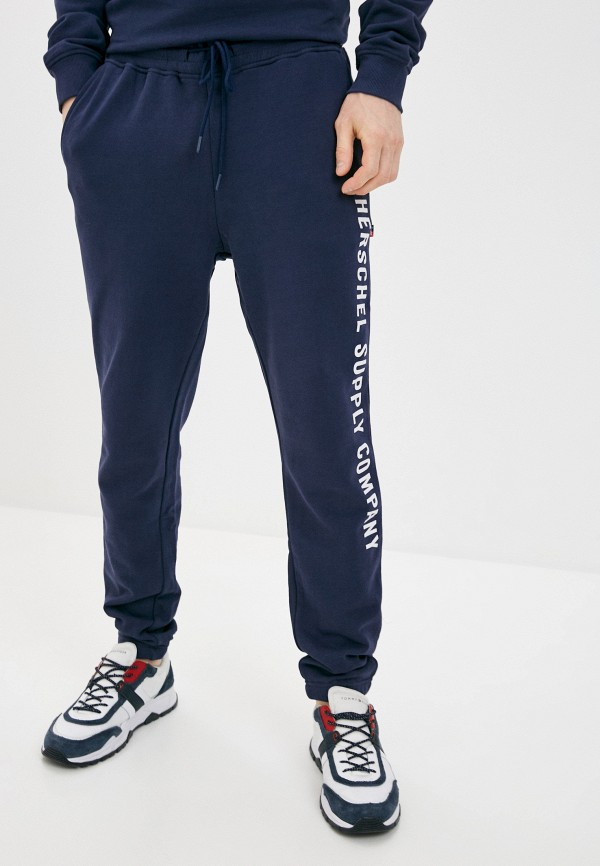 мужские спортивные брюки herschel supply co, синие