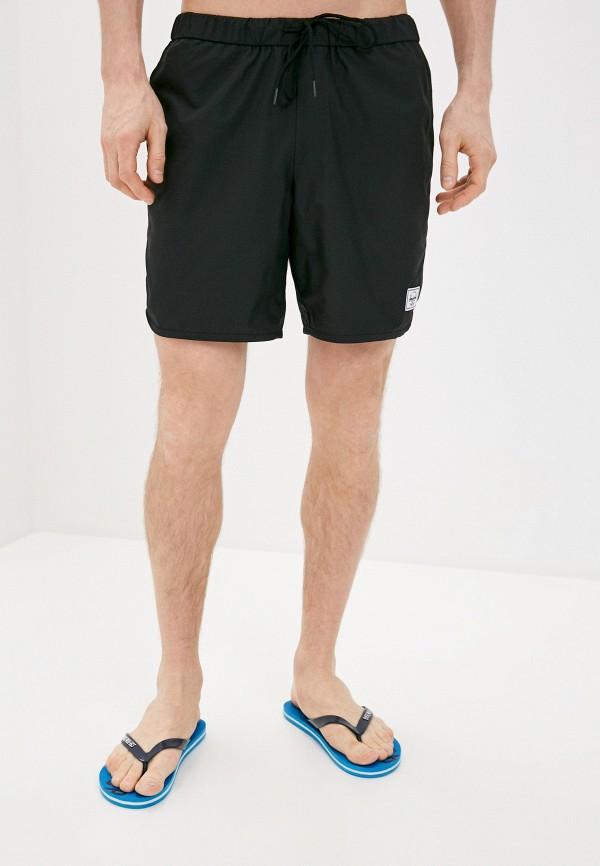 мужские спортивные шорты herschel supply co, черные