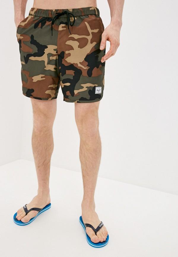 мужские спортивные шорты herschel supply co, разноцветные