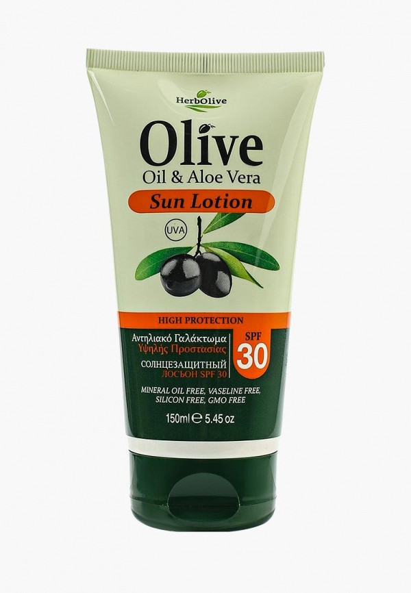 Лосьон солнцезащитный HerbOlive HerbOlive HE016LWSKN27 крем для рук herbolive herbolive he016lwuwq32
