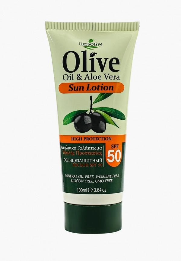 Лосьон солнцезащитный HerbOlive HerbOlive HE016LWSKN28 крем для рук herbolive herbolive he016lwuwq32