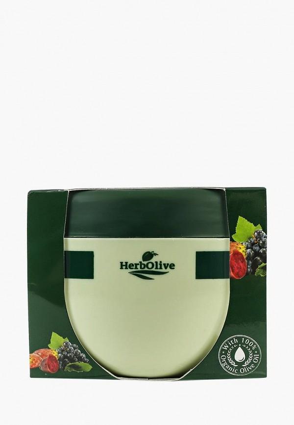 Купить Масло для тела HerbOlive, с опунцией и экстрактом виноградных косточек, 250 мл, he016lwskn45, Осень-зима 2018/2019