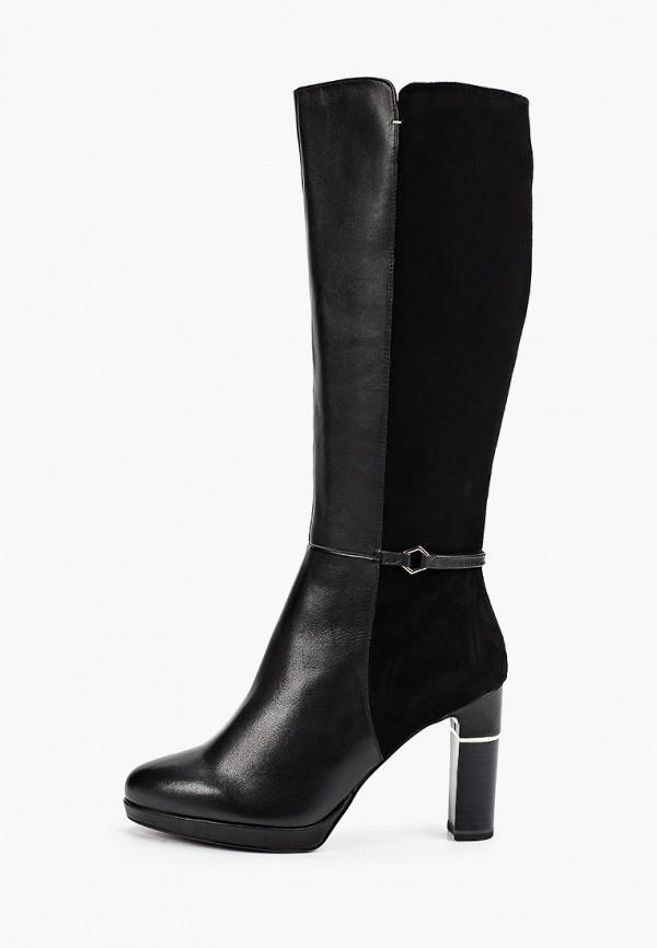 женские сапоги heart & sole by tamaris, черные