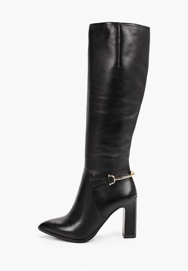 женские сапоги tamaris heart & sole, черные