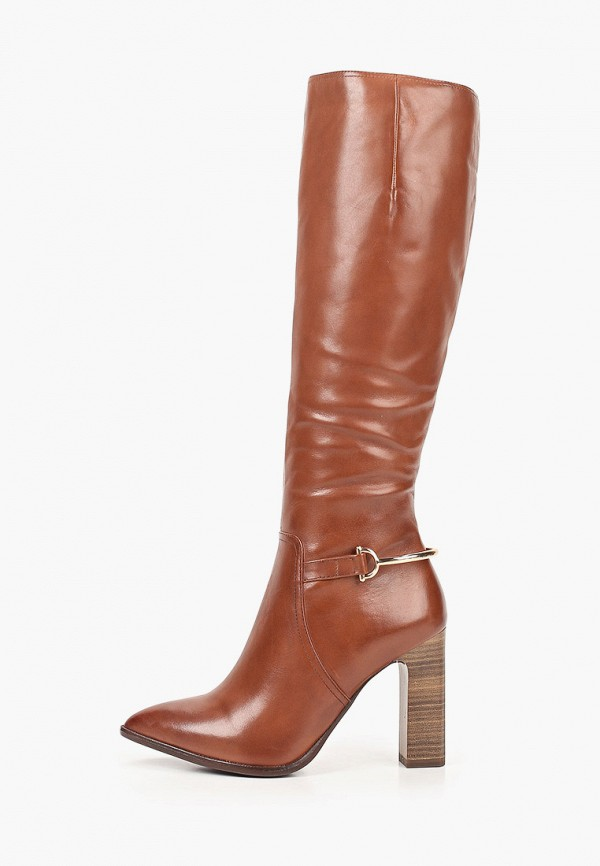 женские сапоги tamaris heart & sole, коричневые