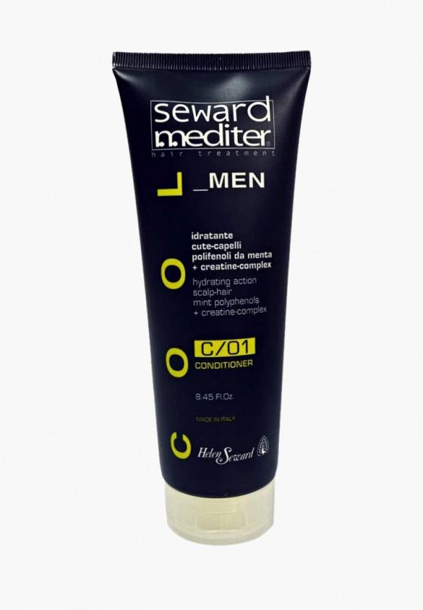 Купить Кондиционер для волос Helen Seward Milano, ментоловый, 250 мл, he021lmbolg2, синий, Весна-лето 2019
