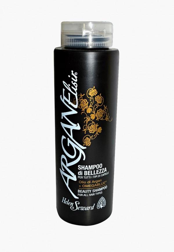 Купить Шампунь Helen Seward Milano, Аргановый для всех типов волос 250 мл, he021lwboll7, черный, Весна-лето 2019