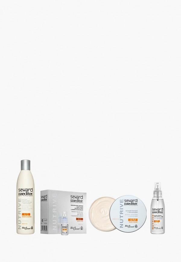 Купить Набор для ухода за волосами Helen Seward Milano, для глубокого питания и восстановления, HE021LWCLTC5, прозрачный, Осень-зима 2018/2019