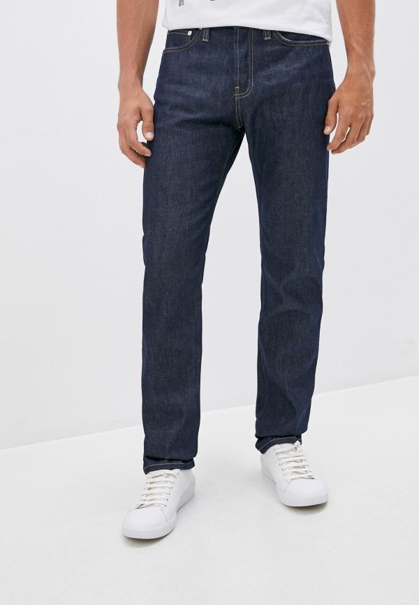 мужские прямые джинсы helmut lang, синие