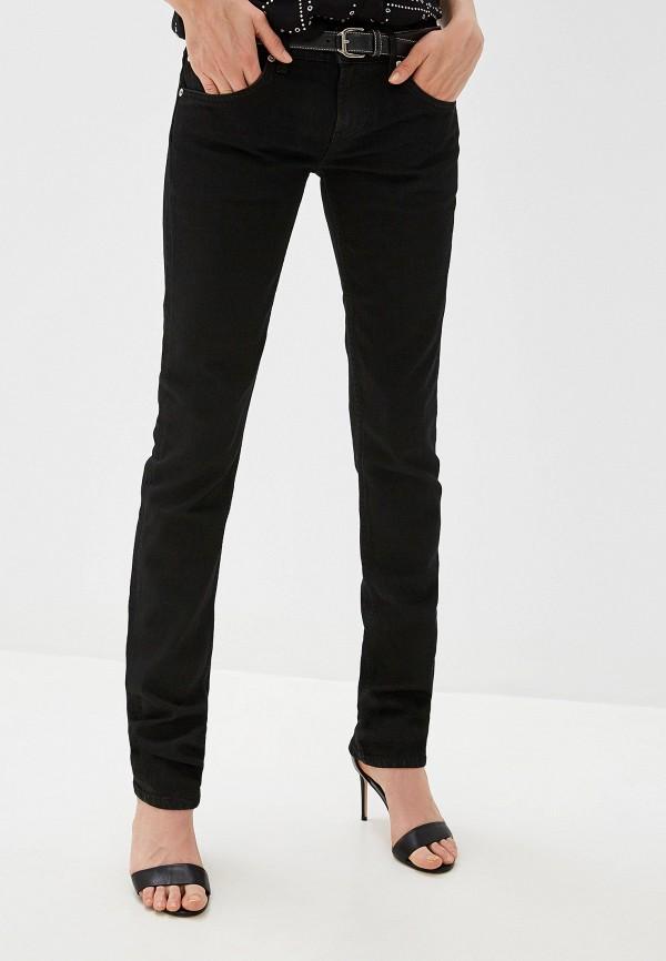женские джинсы helmut lang, черные