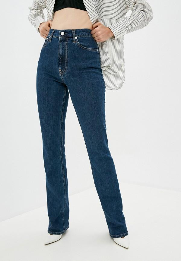 женские джинсы helmut lang, синие