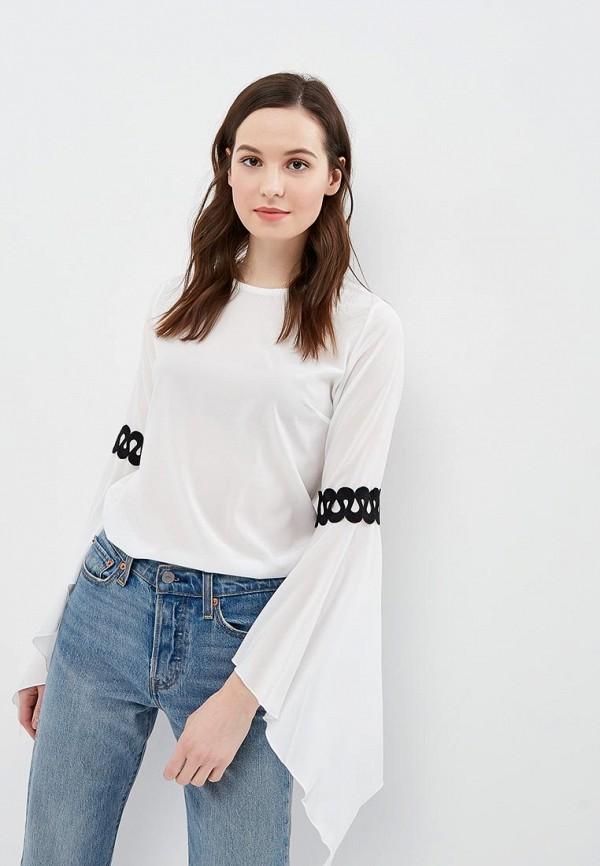 женская блузка hellen barrett, белая