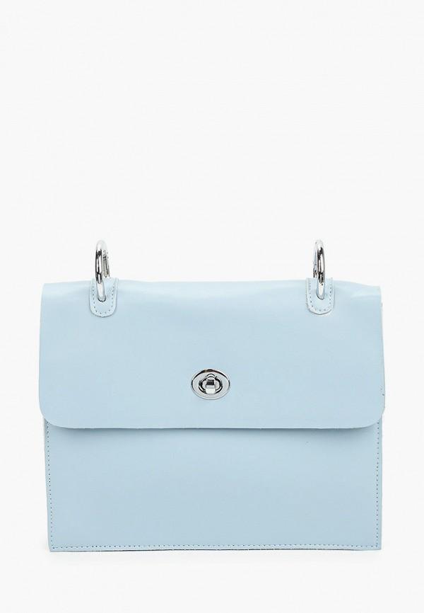 сумка hey look для девочки, голубая