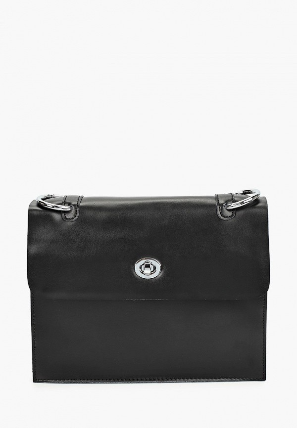 сумка hey look для девочки, черная