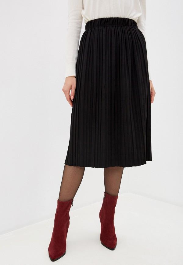 женская юбка hey look, черная