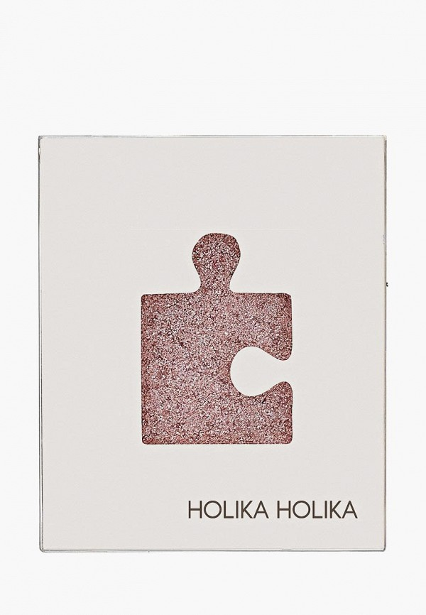 Купить Тени для век Holika Holika, блестящие Piece Matching тон GPK02 серо-розовый, HO009LWTHJ56, Осень-зима 2018/2019