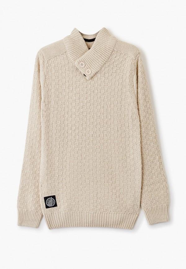 свитер hopenlife для мальчика, бежевый