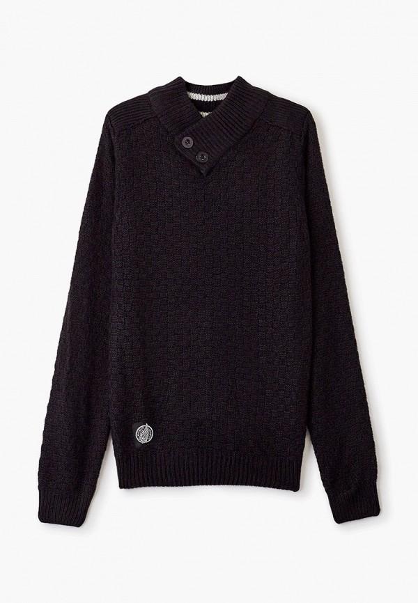 пуловер hopenlife для мальчика, черный