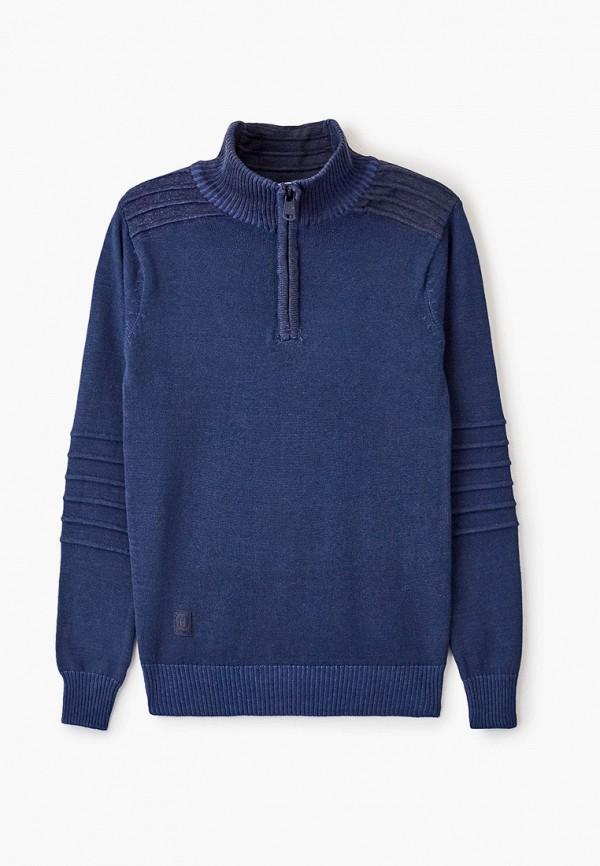 свитер hopenlife для мальчика, синий
