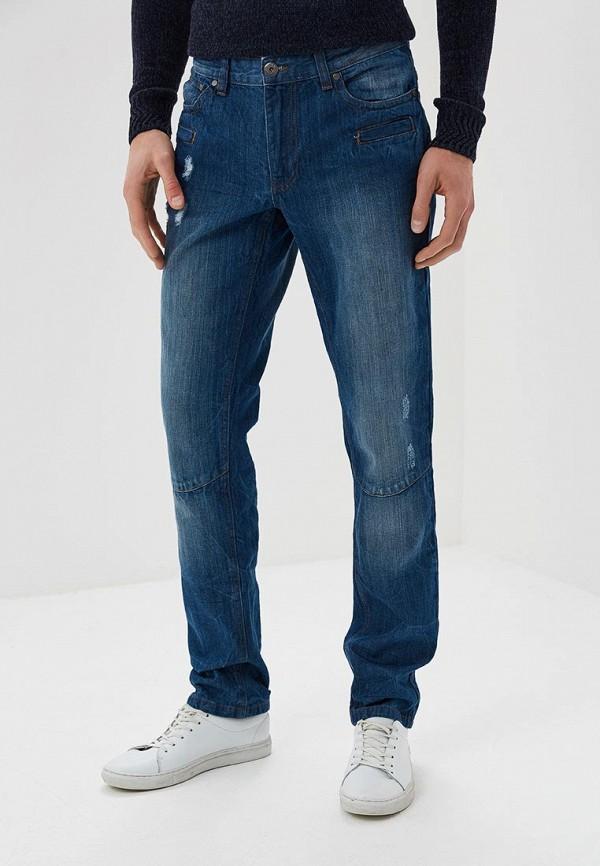 мужские зауженные джинсы hopenlife, синие