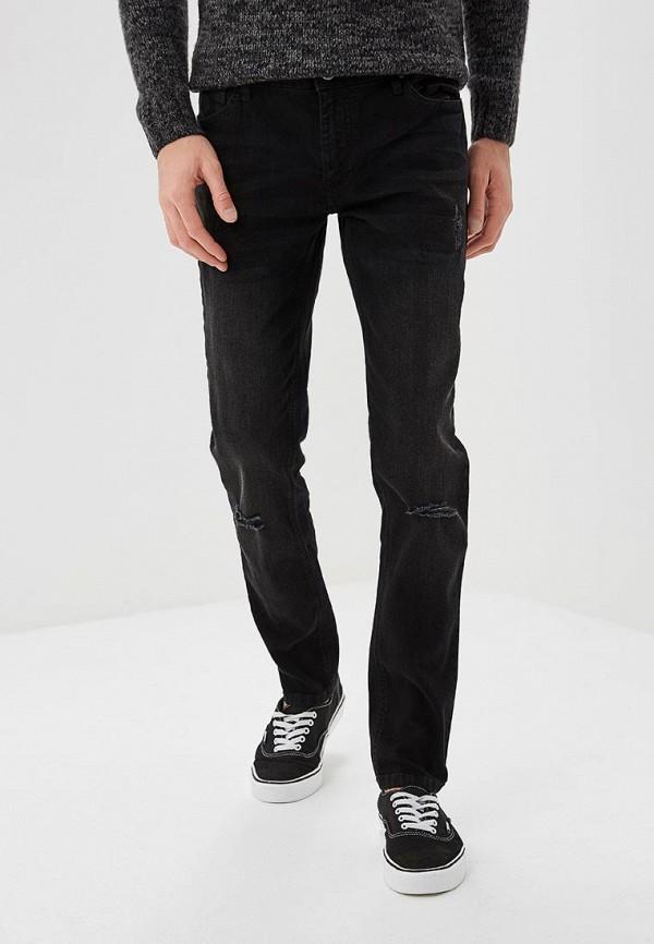 мужские зауженные джинсы hopenlife, черные